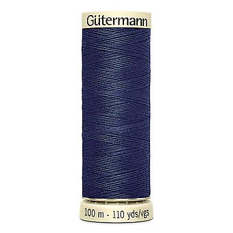 Gutermann Sew-all 100% Polyester Thread 100m Hand and Machine Colour Code  - 537