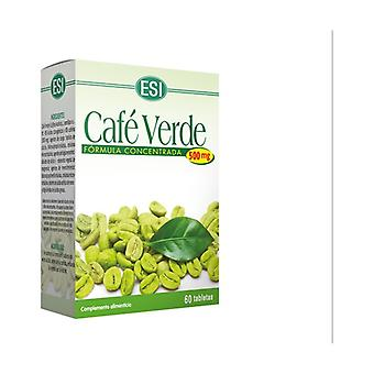 Green coffee 60 tablets