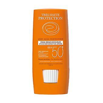 Stick Large Zone Sensitive 50+ 8 g of cream