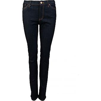 Armani Exchange High Rise Skinny Jeans