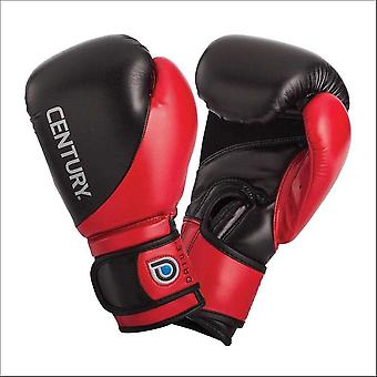 Century drive 8oz youth boxing gloves black/red 8oz
