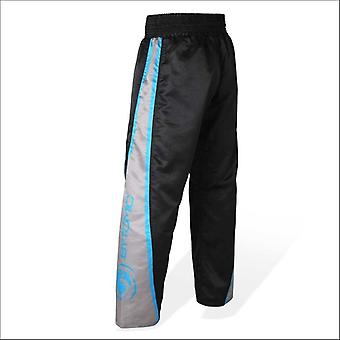 Bytomic kids v3 team kickboxing pants black/grey