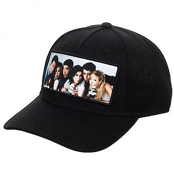 Friends TV Show Screen Grab Patch Adjustable Snapback Hat