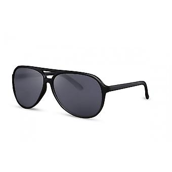 النظارات الشمسية الرجال الطيار الرجال Cat.3 الأسود / الرمادي (CWI1533)