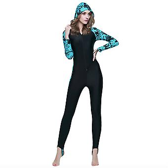Women's Sun Protection Long Sleeve Wetsuit