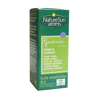 Organic juniper essential oil 10 ml of essential oil