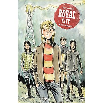 Royal City Book 1 The Complete Collection by Jeff Lemire