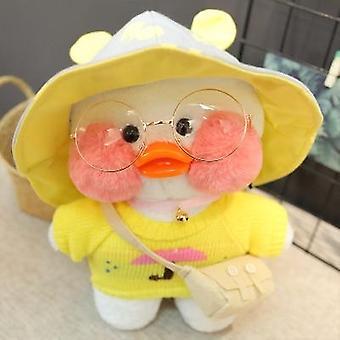 30cm Mini amarillo pato-felpa y juguete relleno