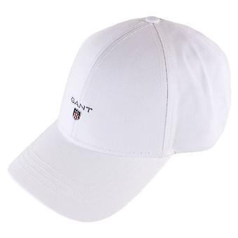 Gant Twill Cap - Weiß