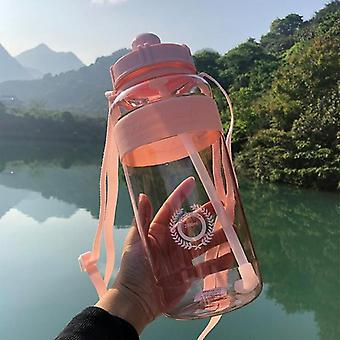 Outdoor Fitness Sports Bottle Kettle Large Capacity Portable Climbing Bicycle