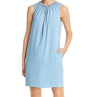 Le Gali   Vivi Pleat-Neck Shift Dress
