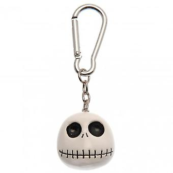 Nightmare Before Christmas 3D Polyresin Keyring