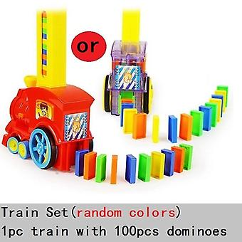100pcs Kids Early Bright Educational Plastic Toy
