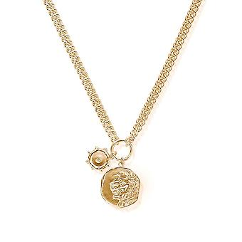 ChloBo Gold Ariella Necklace GNTC1028