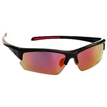 Trespass voksne Unisex Falconpro røde spejl solbriller