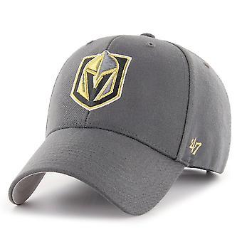 47 Brand Afslappet Fit Cap - MVP Vegas Golden Knights trækul