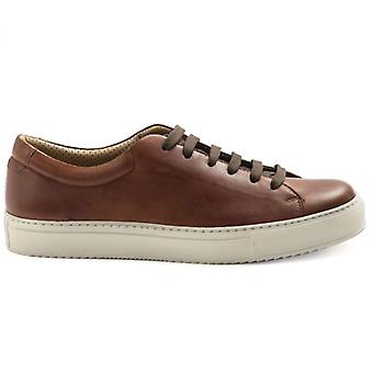 Men's Casual Shoes Jerold Wilton Brown Leather