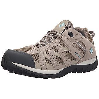 Columbia Women's Redmond Waterproof Low Hiking Shoe, Advanced Traction Tech...