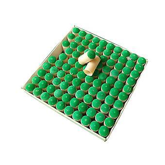 10 stk holdbare profesjonelle forsyninger billiard erstatning tips bar- pool cue