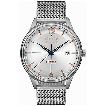 Gorky CP-7051-22 Watch for Analog Quartz Men with Stainless Steel Bracelet CP-7051-22