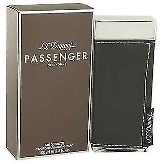 St Dupont Passenger By St Dupont Eau De Toilette Spray 3.3 Oz (men) V728-465215