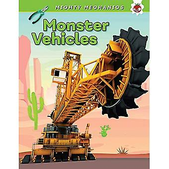 Monster Vehicles - Mighty Mechanics