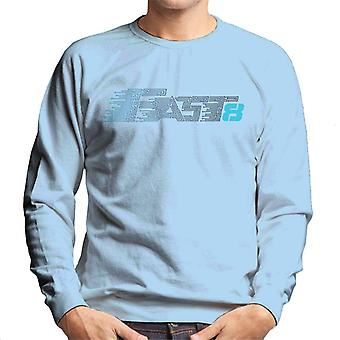 Fast and Furious Fast 8 Blue Men's Sweatshirt