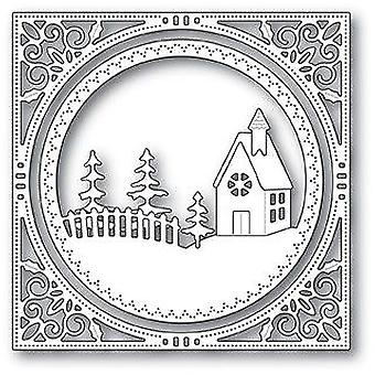 Memory Box Crafting Die - Country Church Frame