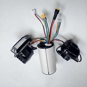 Faltroller Controller Zubehör, Carbon Fiber Brake Accelerator Lcd Unit