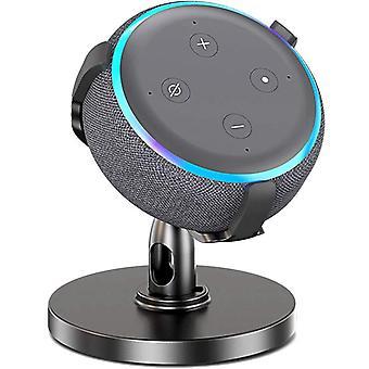 Table Holder For Echo Dot Generation, Adjustable Stand Bracket Mount Speaker