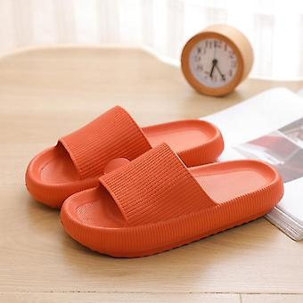 anti-skli pustende skinn casual kvinnelig plattform ortopediske retro sko