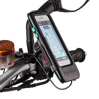 Moottoripyörä skootteri peili kova vedenpitävä kotelo iPhone se 2