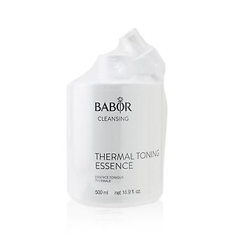 Cleansing Thermal Toning Essence (salon Size) - 500ml/16.9oz