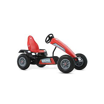 BERG red classic extra sport BFR pedal go kart four wheel extra large go kart
