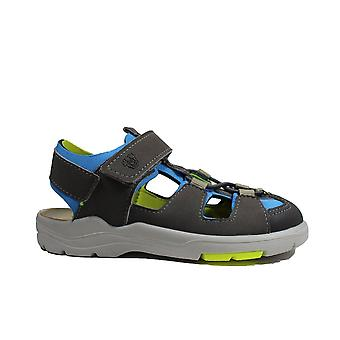 Ricosta Gery 3320100-461 Grey Boys Closed Toe Sandals