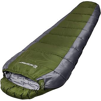 Bessport Sleeping Bag for Camping Adult, 3 Season Warm & Comfort Mummy Sleeping Bag