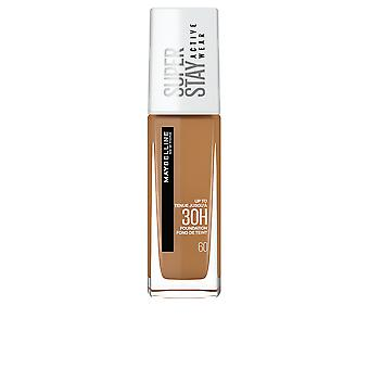 Maybelline Superstay Activewear 30h Foundation #60-caramello 30 Ml Per le donne