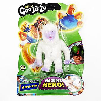 Goojitzu Software Super Heroes Slimy Doll Model