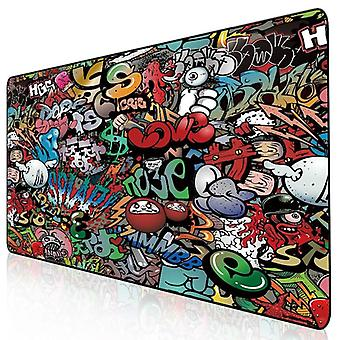 Gaming / Gamer Mousepad Xxl, Large Desk Mat Computer Keyboard Game Play Mat
