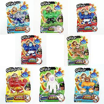 Software Super Heroes Model Slimy Stress Relief Squeeze Hobbies Dolls