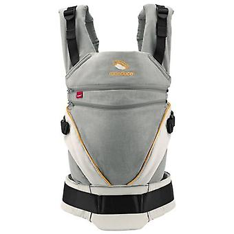 Manduca Baby Carrier Gray and Orange Size XT