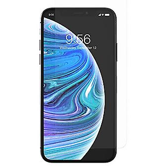 ZAGG InvisibleShield Glass+ Screen Protector - High-definition Tempered Glass for the Apple iPhone XS/ X - Impact & Scratch Protection