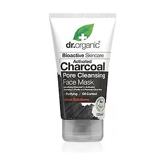 Activated Carbon Face Mask 125 ml