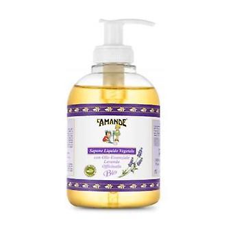 Lavender Officinalis Bio scented liquid soap 300 ml