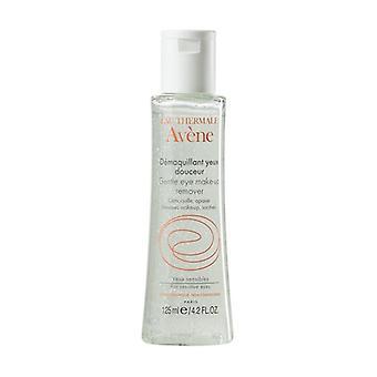 Eye Gentle Makeup Remover 125 ml of gel