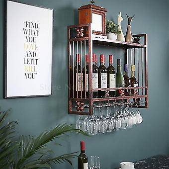 Wine Rack Wall Hanging