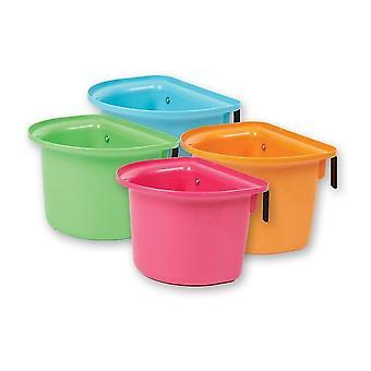 Roma Plastic Hook Over Feed Bucket
