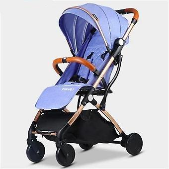Light Travel  Baby Stroller Portable Trolley Prams