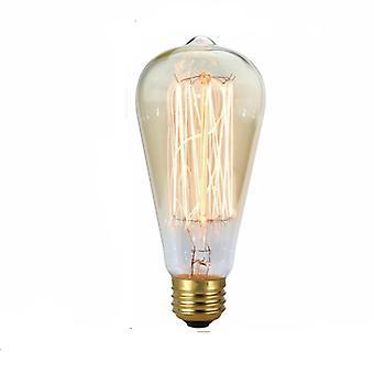 Retro Edison, Filament Vintage, Ampoule-incandescent Spiral Lamp