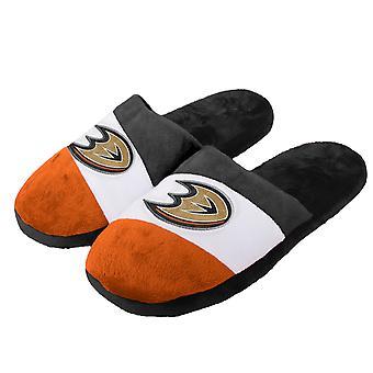 FOCO Anaheim Ducks Slide Slippers Hausschuhe